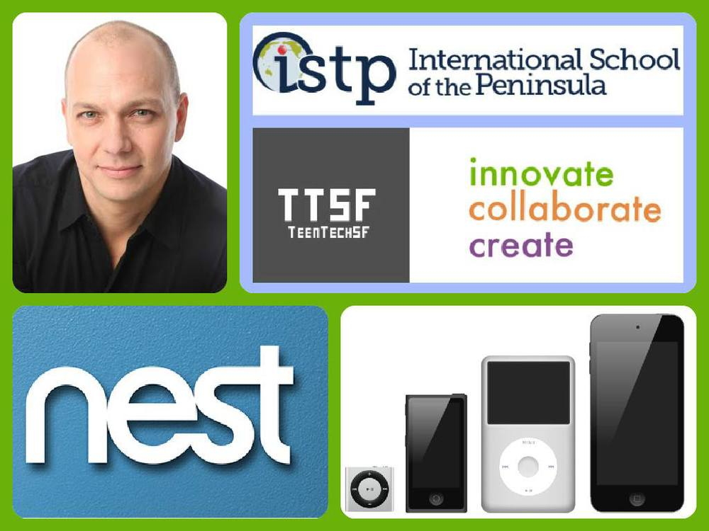 "TeenTechSF@ISTP ""The Language of Tech"" 3-D Printers, Robotics, App Design & More!"