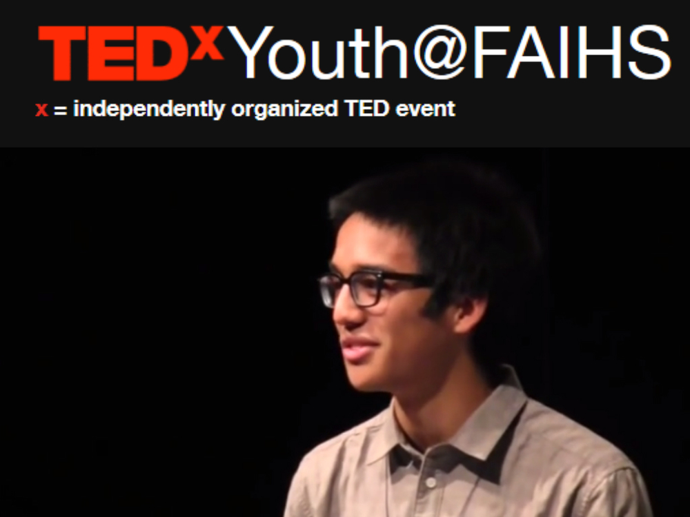"VIDEO: TeenTechSF@TEDxYouth ""Disrupting Education: If School Were a Video Game"""