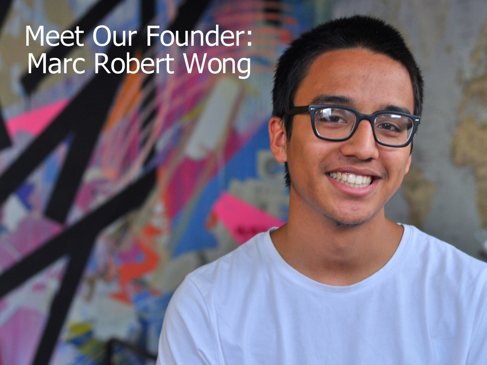 Launch Year Welcome: TTSF Founder and Global Chair, Marc Robert Wong