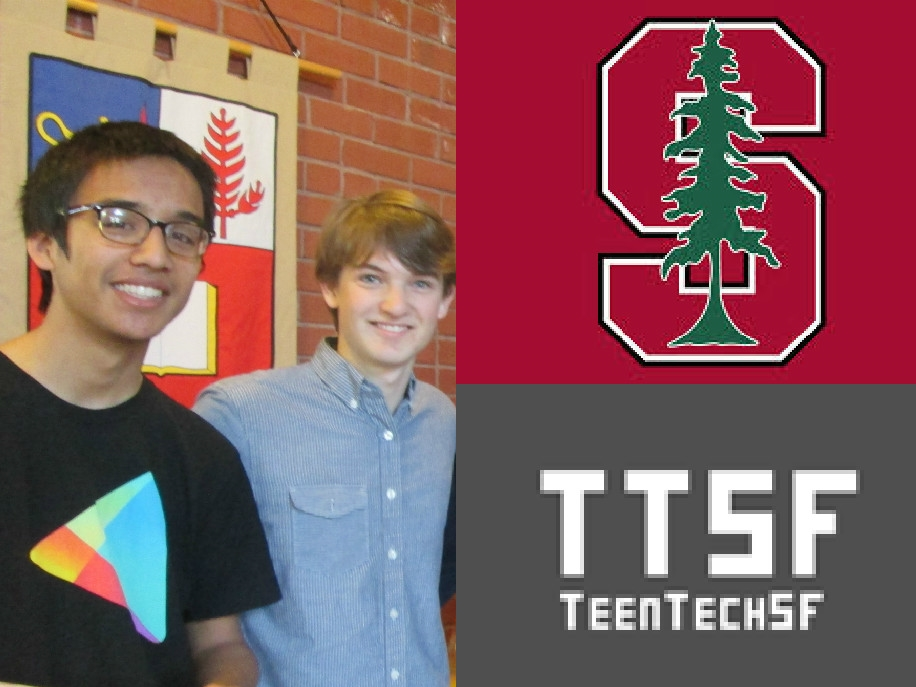 "TeenTechSF@Stanford ""Exploring the College Tech Scene"" with Nick Troccoli, Stanford Women Engineers, Stanford Student Space Initiative & More"