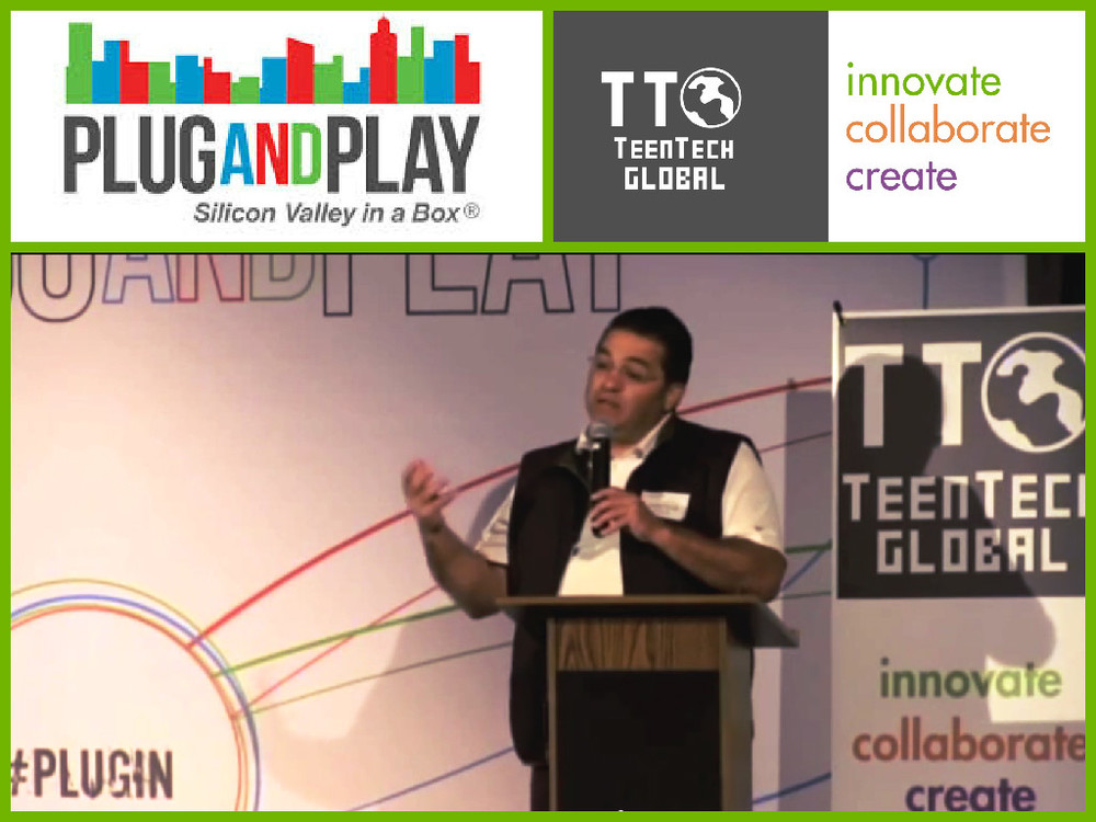 Plug and Play TC, Birthplace of Dropbox & PayPal, Founder: Saeed Amidi, Speaker, Venue Host