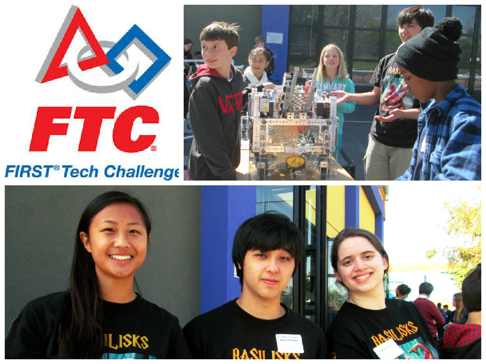 FIRST Tech Challenge: Terra Nova Robotics Team, Speakers, Workshop Leaders
