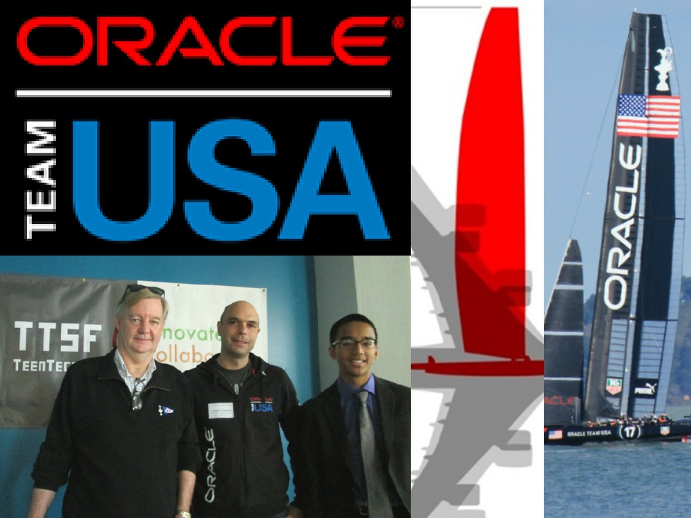 "TTSF@Runway ""The Mindset of Innovation & the America's Cup"" w/ Oracle Team USA"
