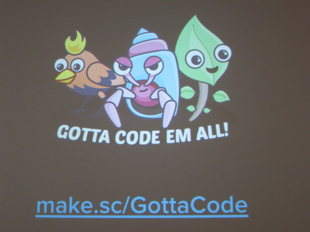 MakeSchool Workshop based on Pokemon Gotta Catch 'Em All