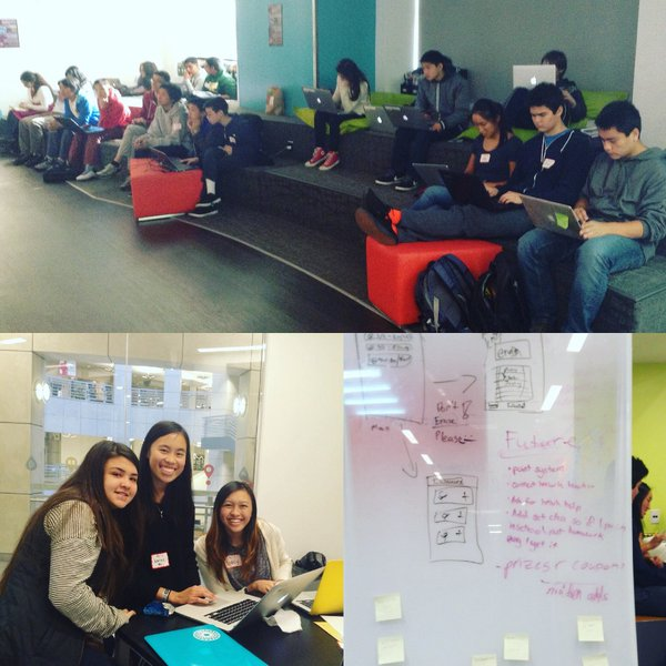 TheMixatSFPL: San Francisco's new student-designed Digital Learning Center & Maker Space