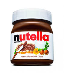 Snack time: Fueling innovation with Nutella...