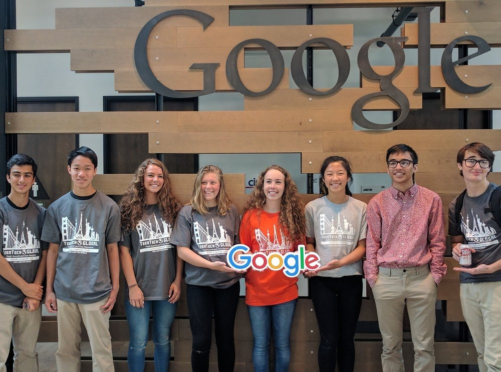 TeenTechSF@Google