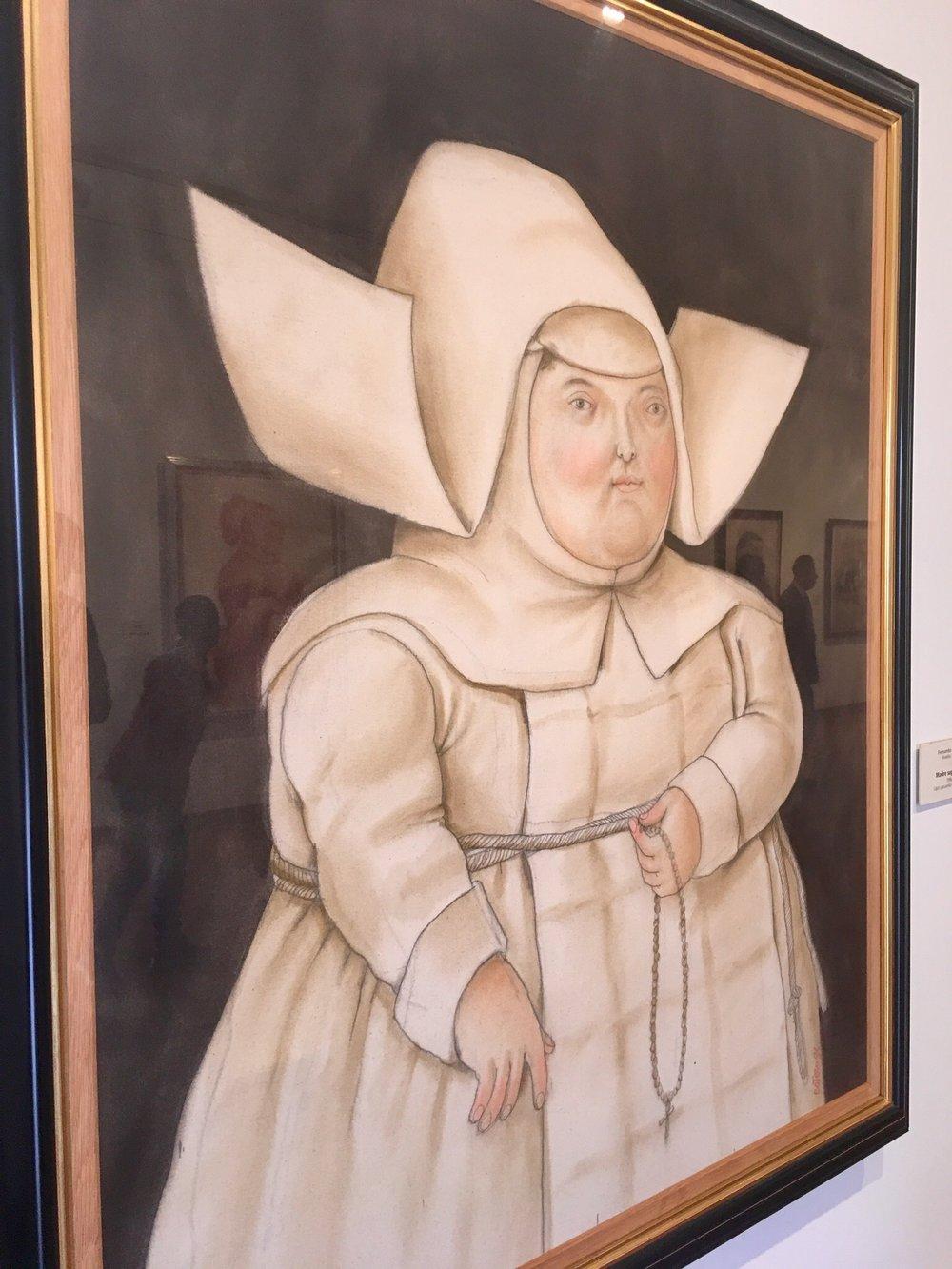 Museo del Botero Bogota, Colombia