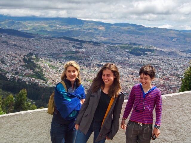 Monseratte Bogota, Colombia