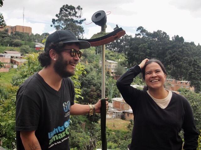 Las Delicias Trail Bogota, Colombia