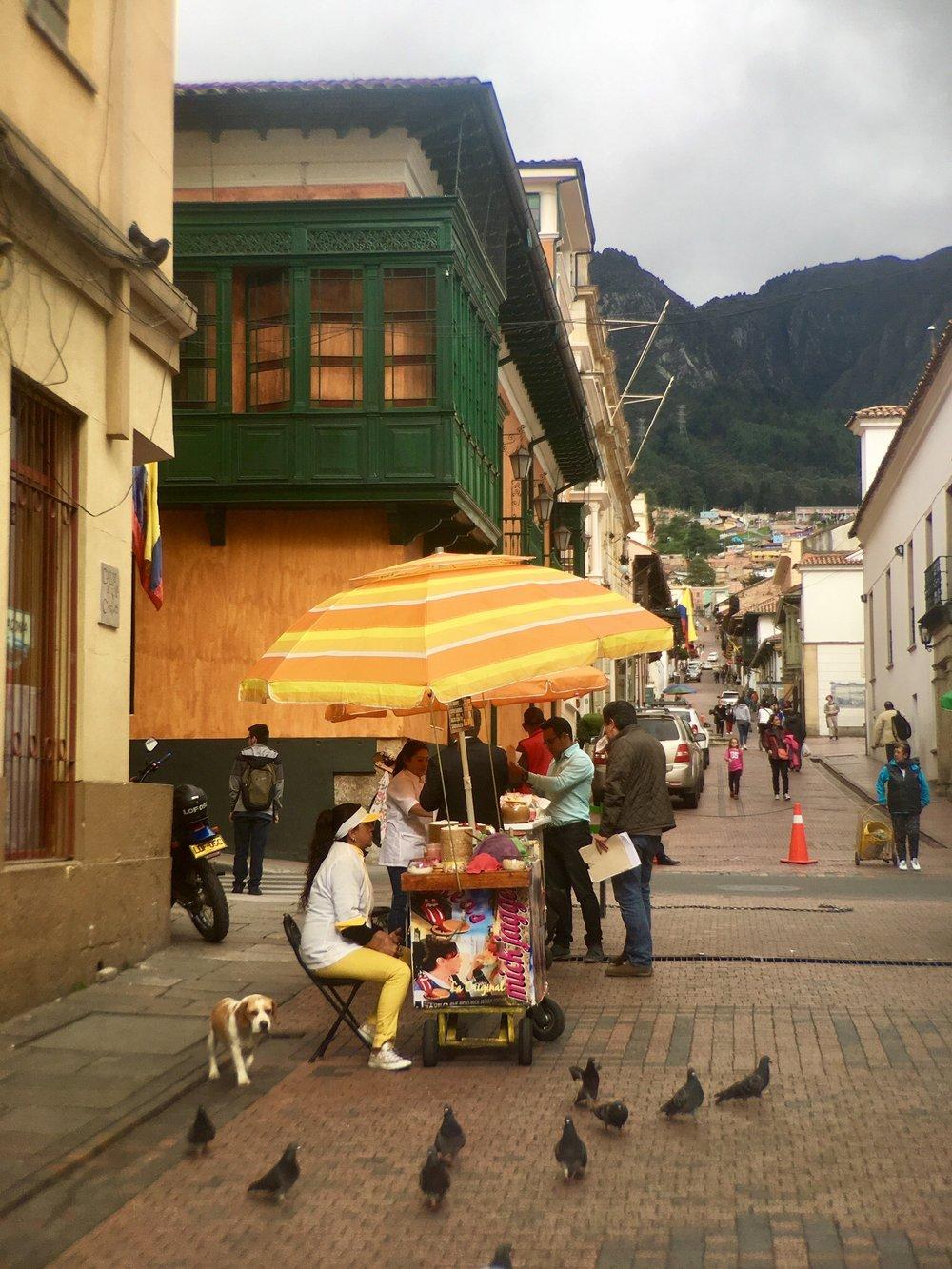 Candelaria Bogota, Colombia