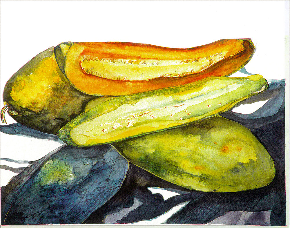 1998_Burmese Gourds .jpg