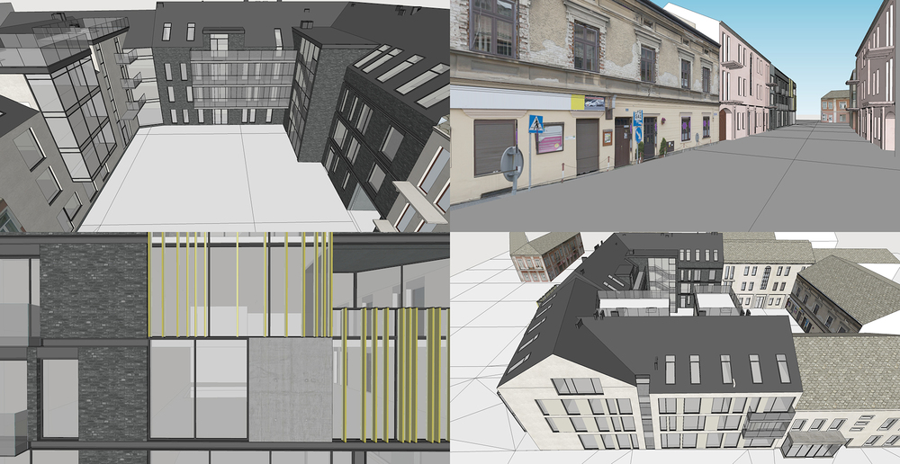 "Preparing textures in sketchup. ""3D Architect""."
