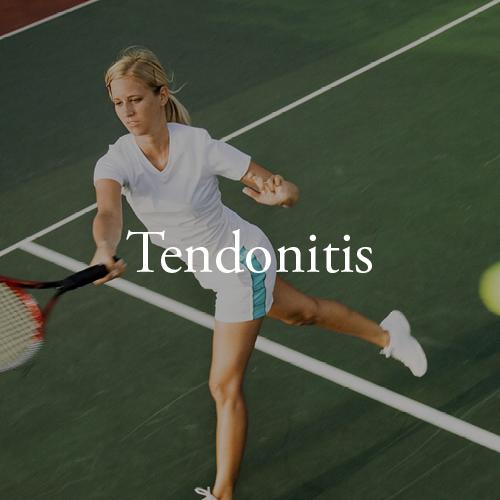 Tendonitis