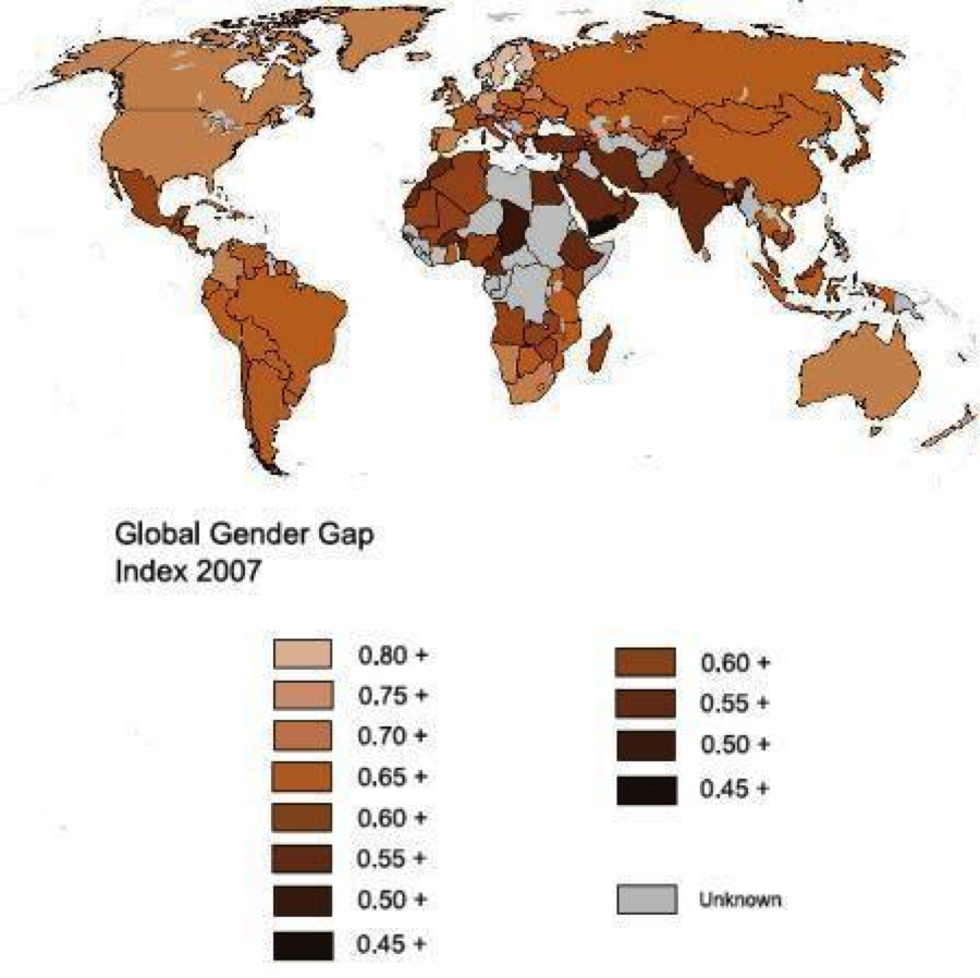 impact of globalization on gender roles Why is progress in bridging the gender gap in leadership so slow the impact of society's expectations and gender roles thus have different.