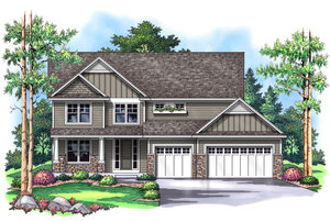 PINEVIEW   3,104 Finished Sq Ft 4 Bedroom 3.5 Baths