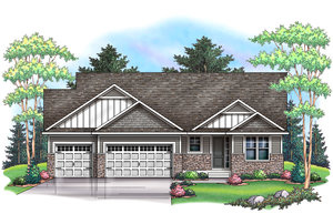 WOODLAND   2,975 Finished Sq Ft 4 Bedroom 2.5 Baths
