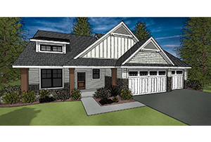 W    OODLAND II   2,182 Finished Sq Ft Patio Home 3 Bedroom 2 Baths
