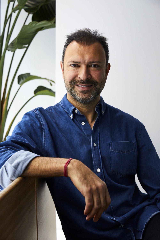 Inscape founder Khajak Keledjian