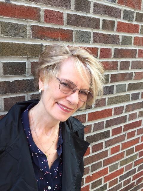 Caroline, after a recent haircut.