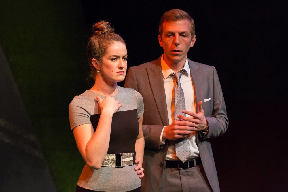 Neighborhood 3: Requisition of Doom  by Jen Haley/directed by Joel Schumacher. Photo by Hunter Canning