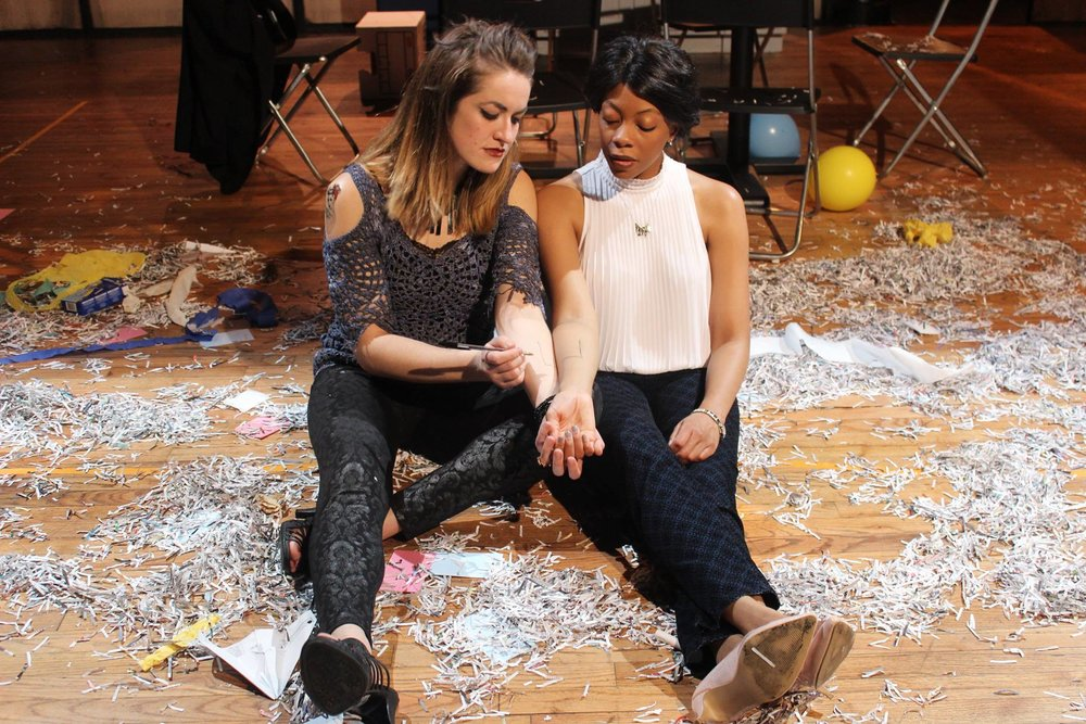Could This Meeting Have Been an Email  @ The Clemente Theater By Kristin Slaney. hoto by Isabelle Russo.