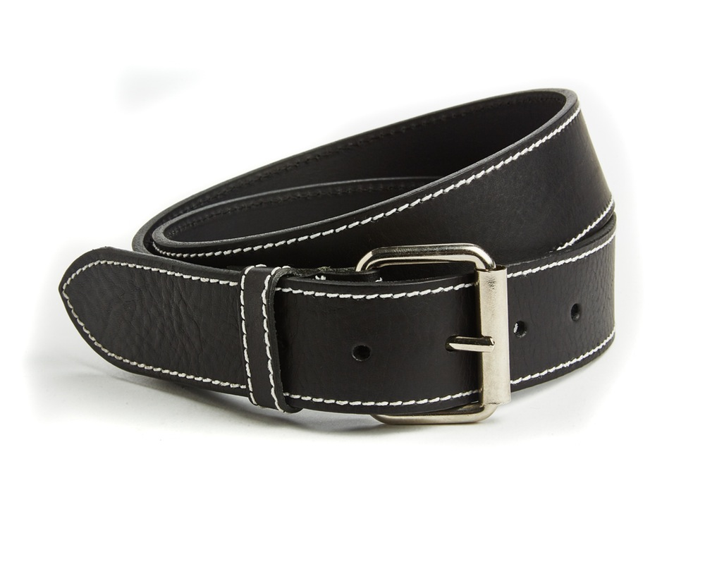 win a set of designer finished leather best belt from