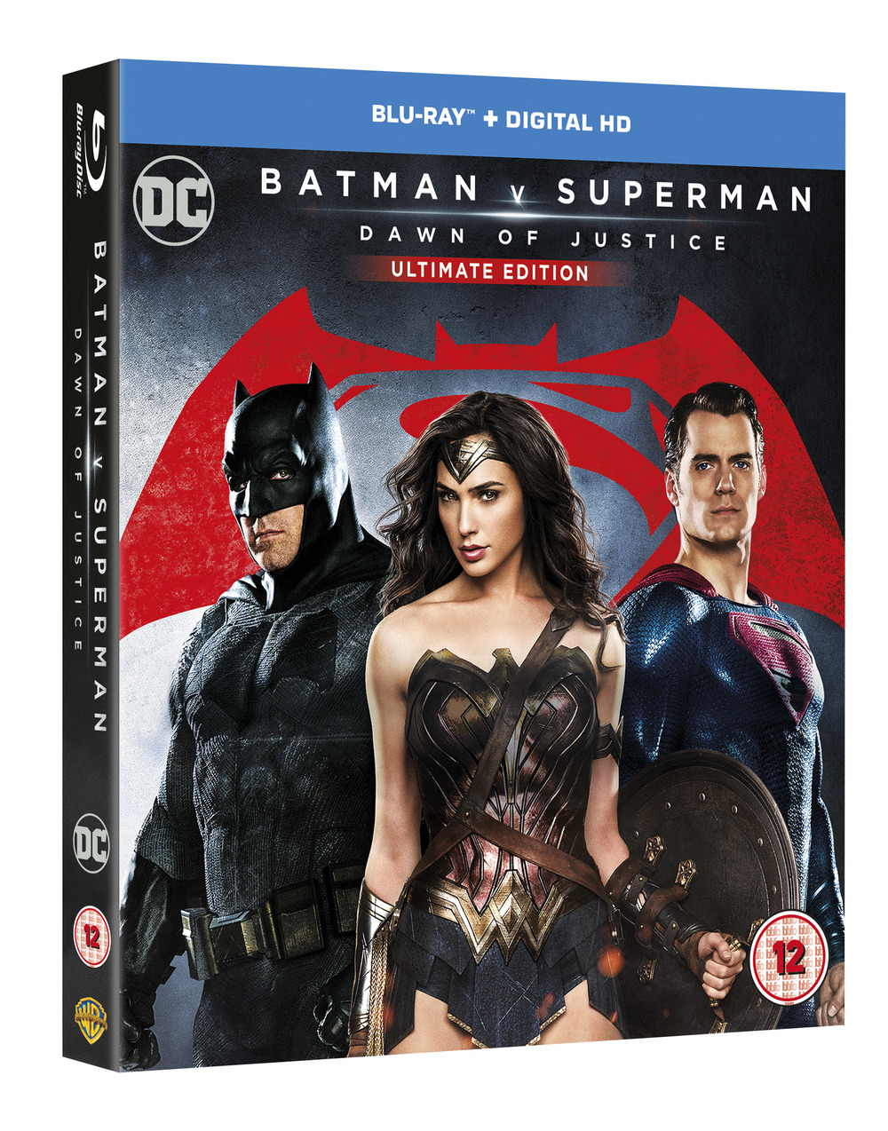 batman v superman dawn of justice will be available on ultra hd blu ray blu ray 3d blu ray and dvd the ultra hd blu ray features an ultra hd blu ray