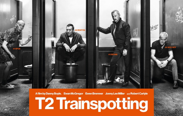T2 Trainspotting The Graham Norton Show