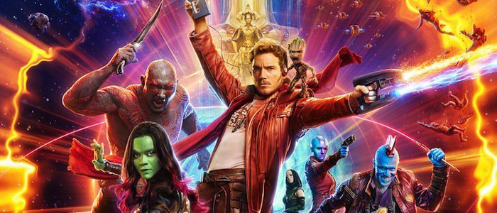Guardians of the Galaxy Vol 2  - Out now