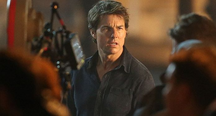 Tom Cruise will be promoting The Mummy on The Graham Norton Show