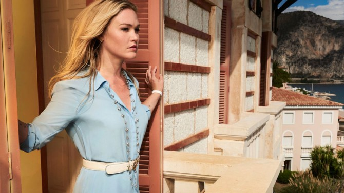 Julia Stiles Riviera
