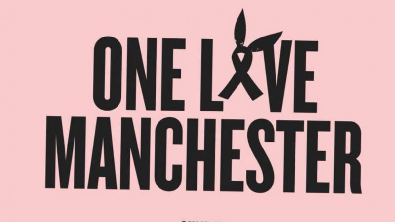 one love manchester concert bbc one
