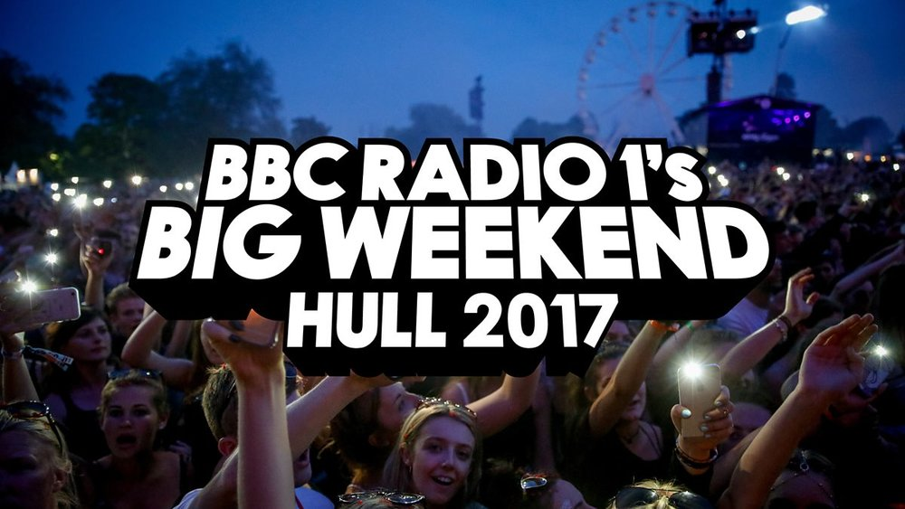 radio 1's big weekend in hull video highlights