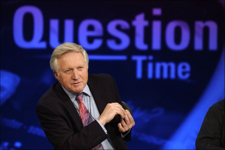 BBC Question Time General Election Special. Friday 2 June, 8.30pm on BBC One. - Friday 2 June, 8.30pm on BBC One.