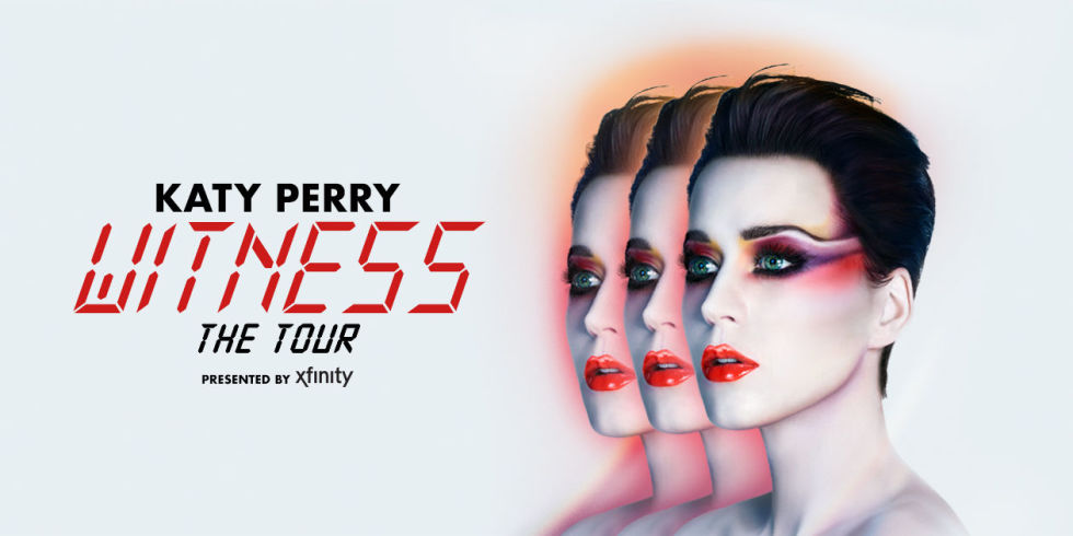 Katy Perry's Witness tour goes on sale next Friday.