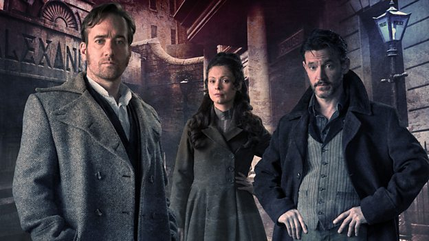 Ripper Street returns for a fifth series