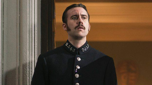 Matthew Lewis stars in Ripper Street