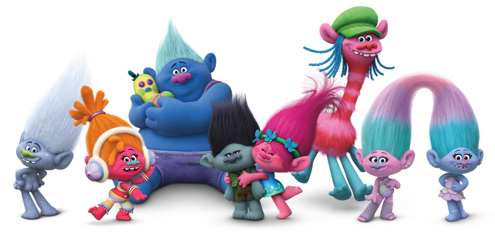 Trolls come to Sky Cinema Premieres this August