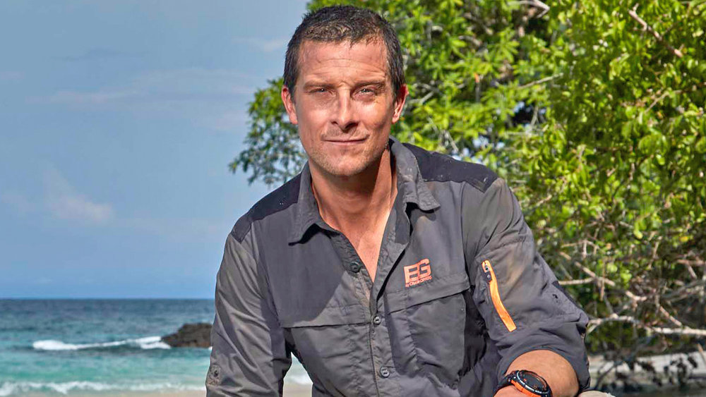 Do you have what it takes to be on The Island with Bear Grylls?