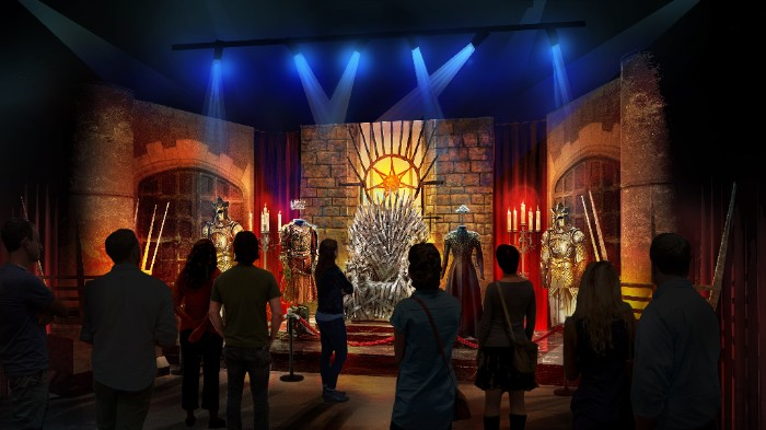 game of thrones the touring exhibition tickets