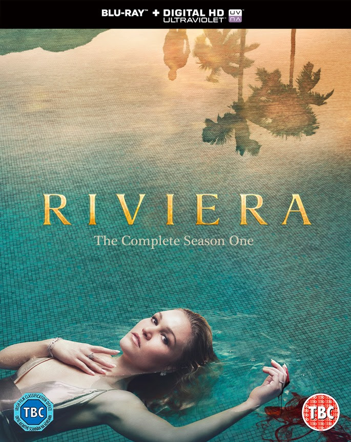 Riviera Season 1 is coming to DVD soon