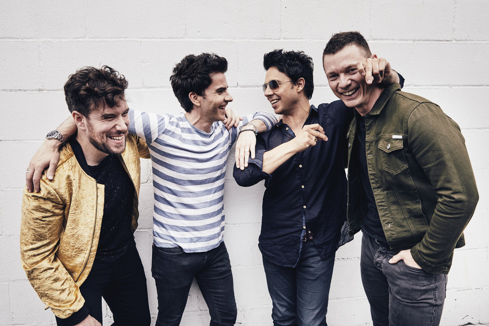 Stereophonics are back with new single  'All In One Night'