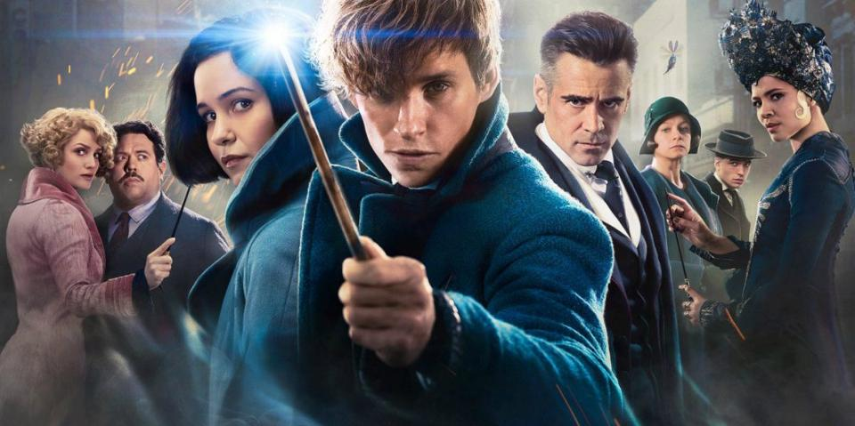 Fantastic Beasts is coming to Sky Cinema