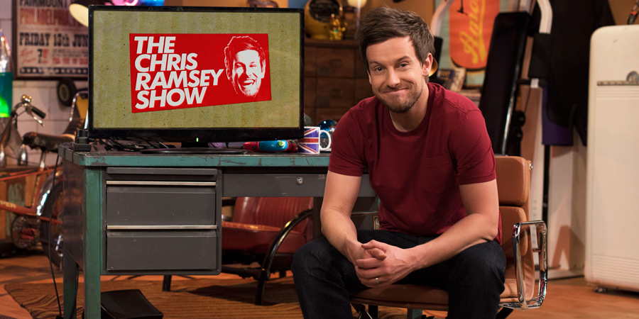 The Chris Ramsey Show was a hit for Comedy Central
