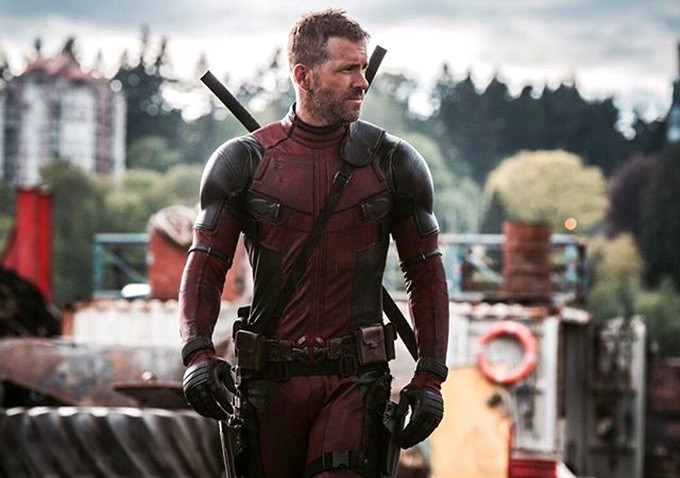 Ryan Reynolds as Deadpool 2