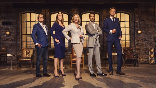 The new Dragon's Den lineup