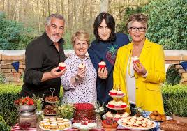 The new GBBO team