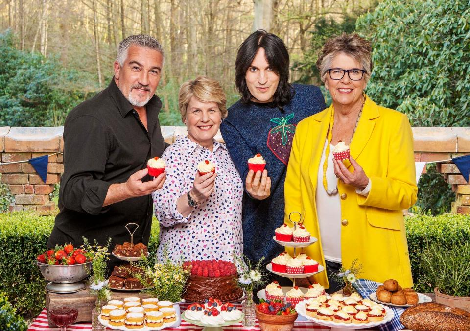 Bake Off comes to Channel 4