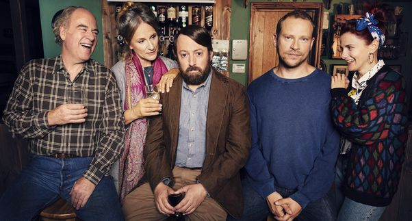 Back reunites David Mitchell and Robert Webb on Channel 4